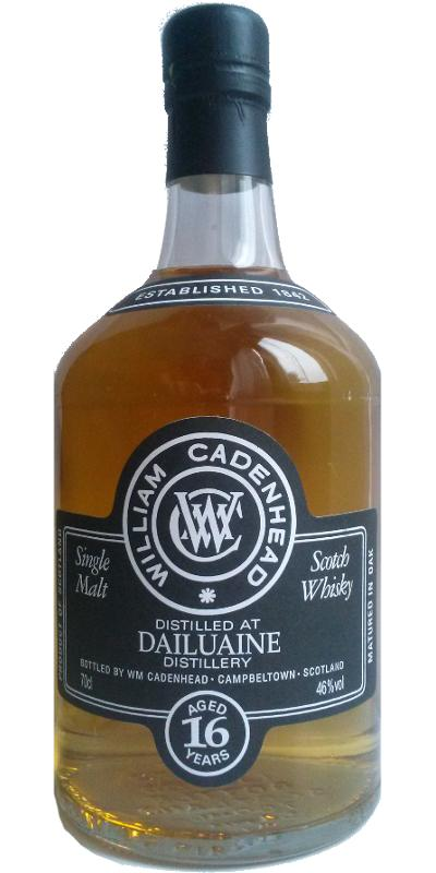 Dailuaine 1997 CA