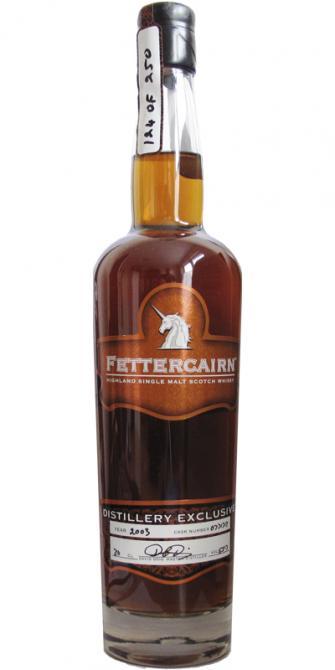 Fettercairn 2003