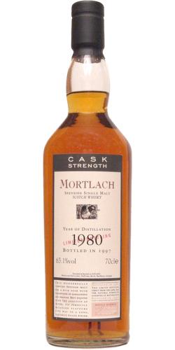 Mortlach 1980