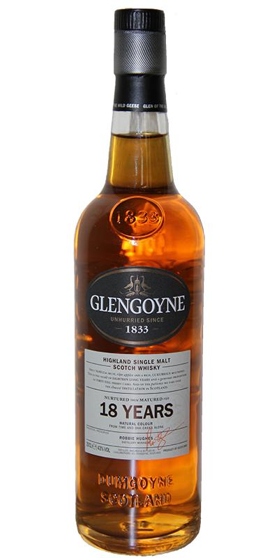 Glengoyne 18-year-old