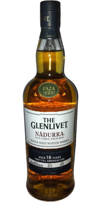 Glenlivet Nàdurra - First-Fill American Oak