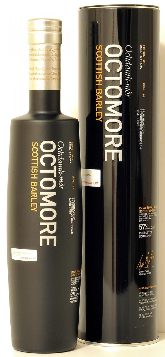 Octomore Edition 06.1 / 167