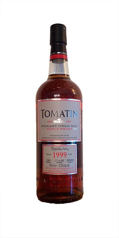 Tomatin 1999