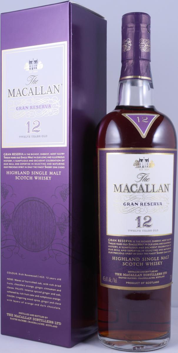 The Macallan 18 Year Sherry Oak Cask   Expert Reviews