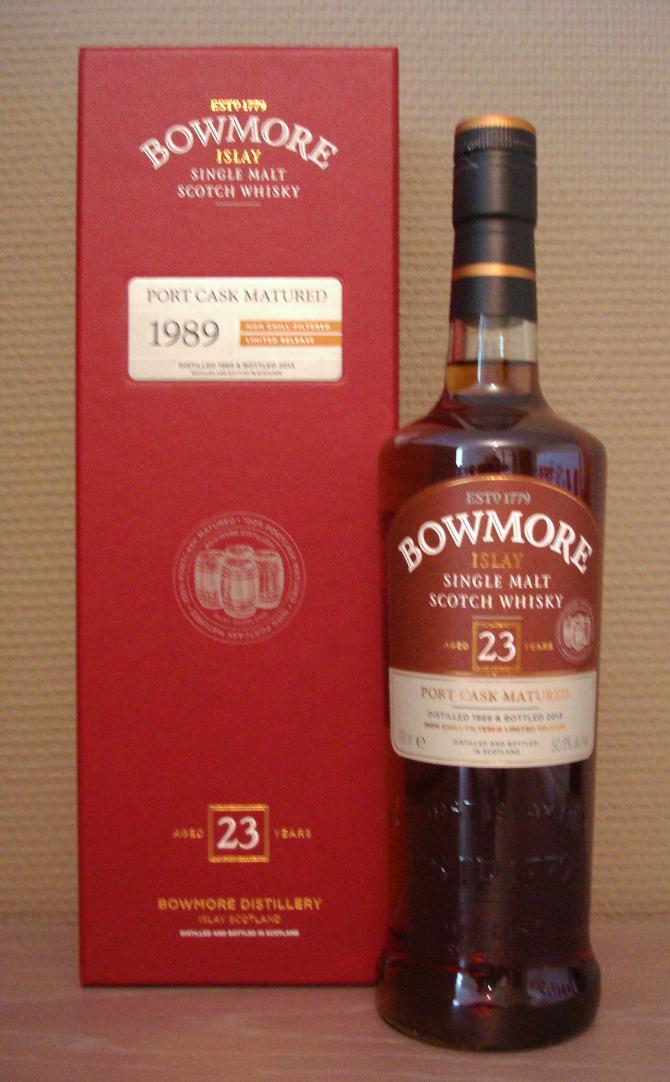 Bowmore 1989