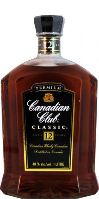 Canadian Club 12-year-old
