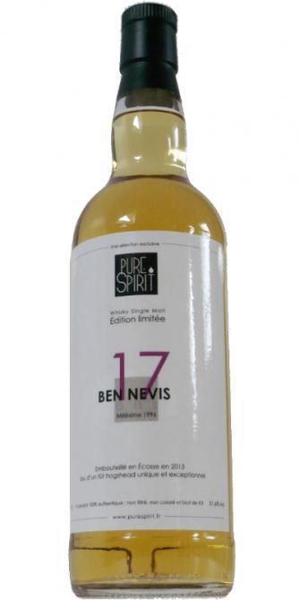 Ben Nevis 1996 PS