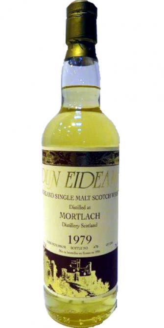 Mortlach 1979 DE