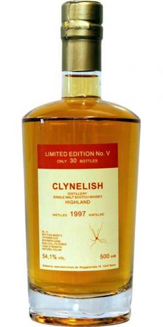 Clynelish 1997 Wnrm