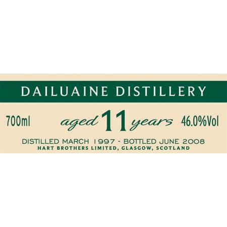 Dailuaine 1997 HB