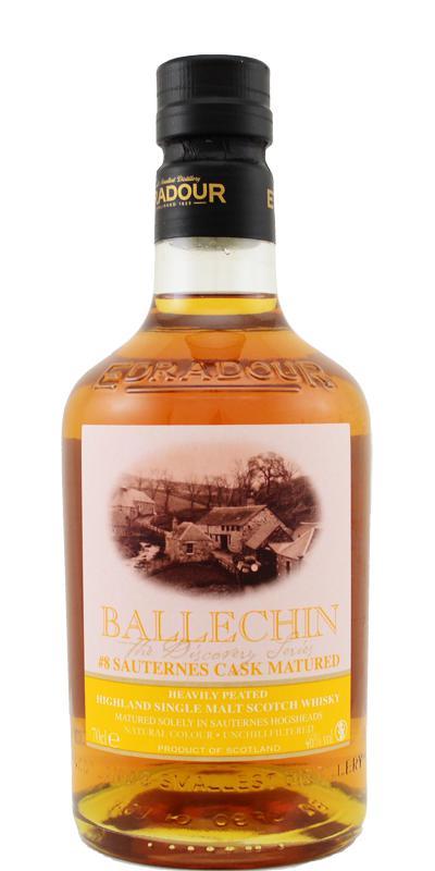 Ballechin Batch 8
