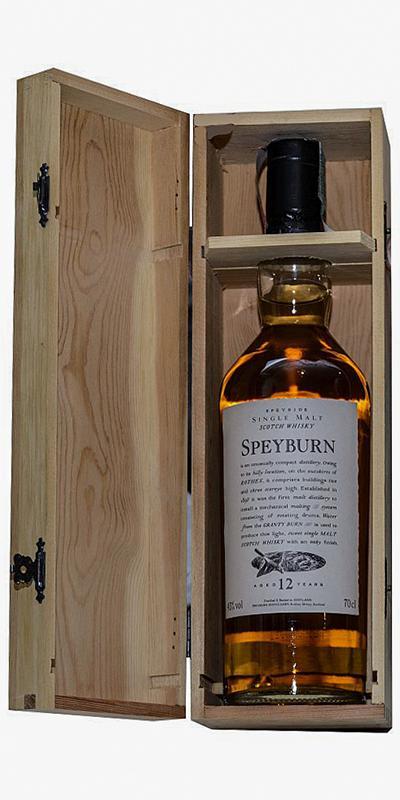 Speyburn 12-year-old