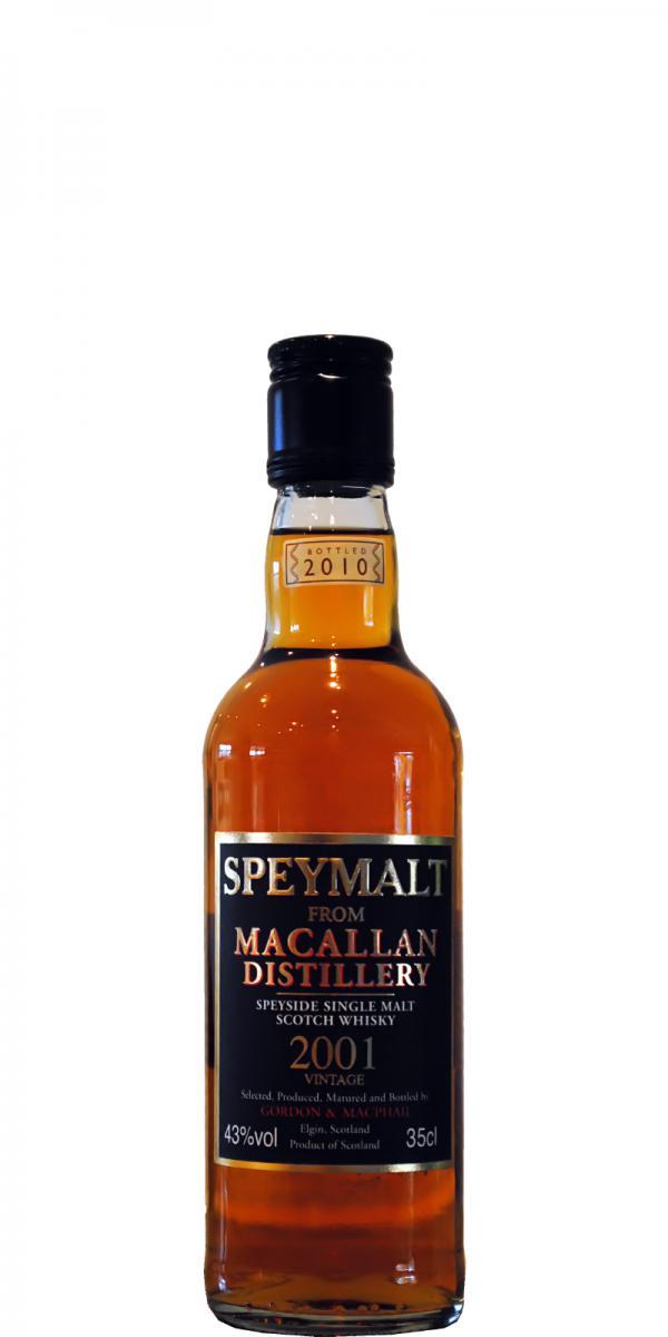 Macallan 2001 GM