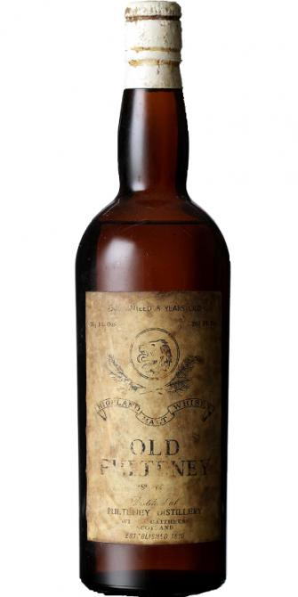Old Pulteney 08-year-old