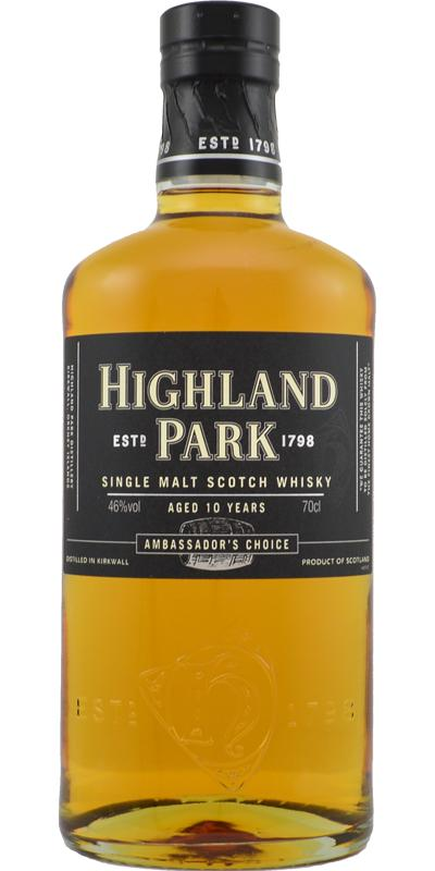 Highland Park 10-year-old