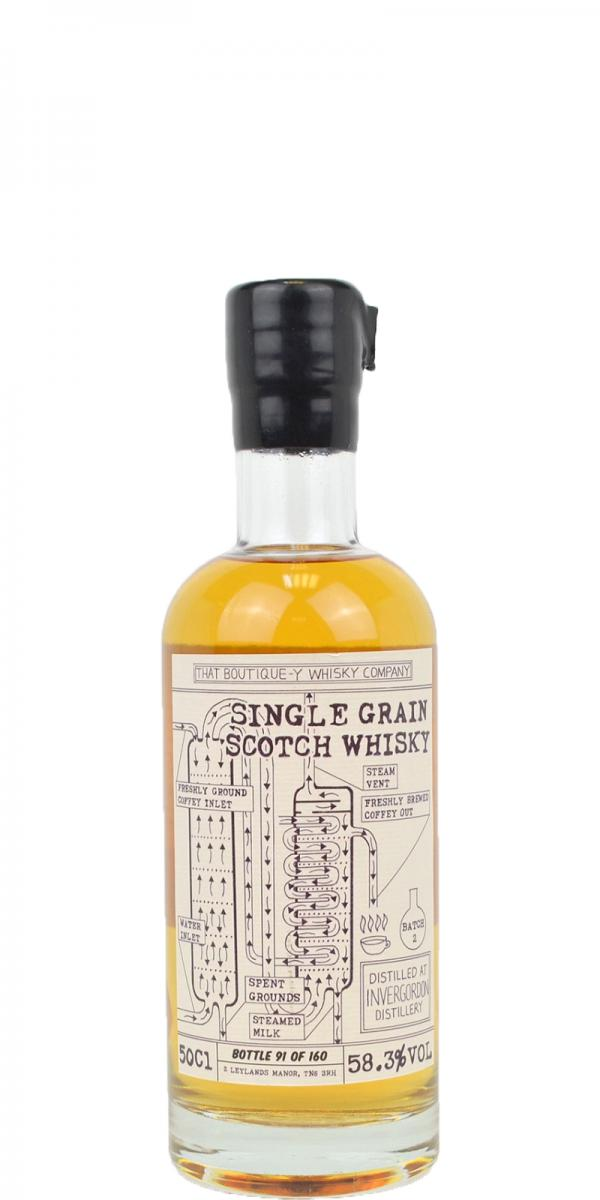 Invergordon Batch 2 TBWC