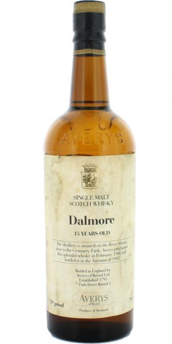 Dalmore 1968 Av