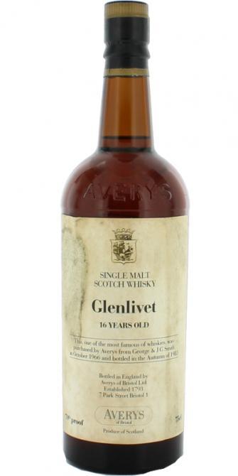 Glenlivet 1966 Av