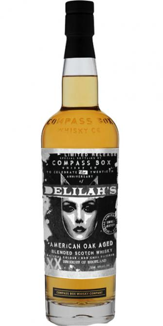 Delilah's Limited Edition CB