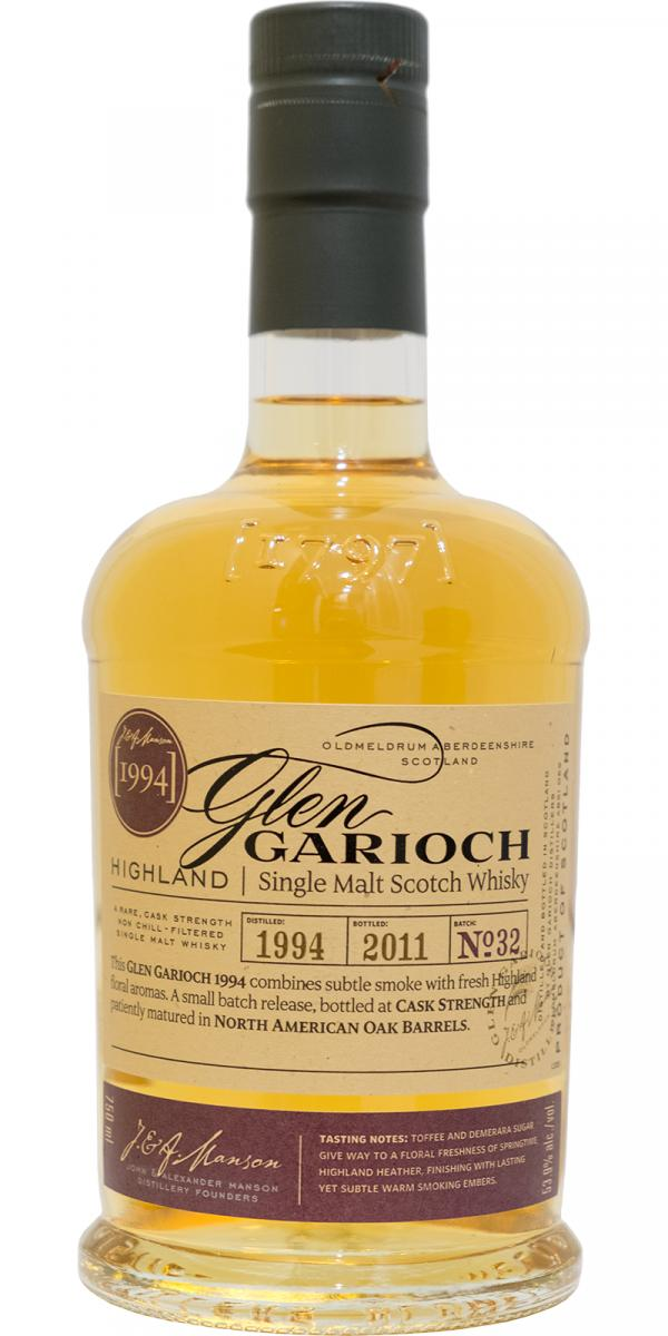 Glen Garioch 1994