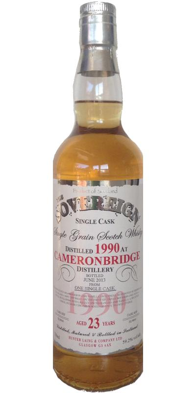 Cameronbridge 1990 HL