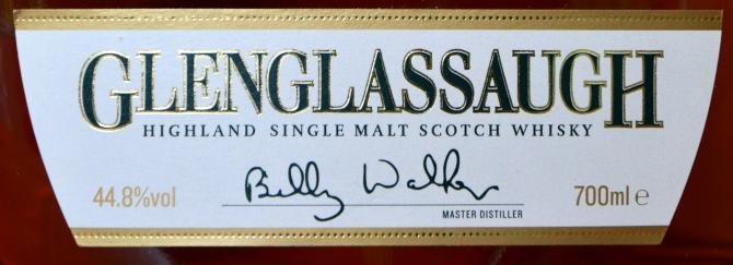 Glenglassaugh 30-year-old