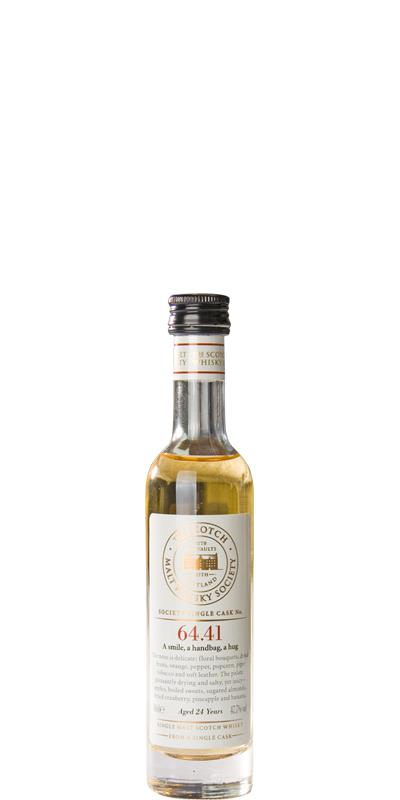 Mannochmore 24-year-old SMWS 64.41