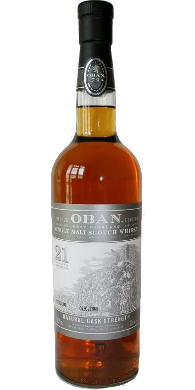 Oban 21-year-old