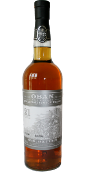 Oban 21-year-old