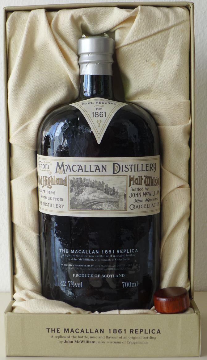Macallan Replica 1861