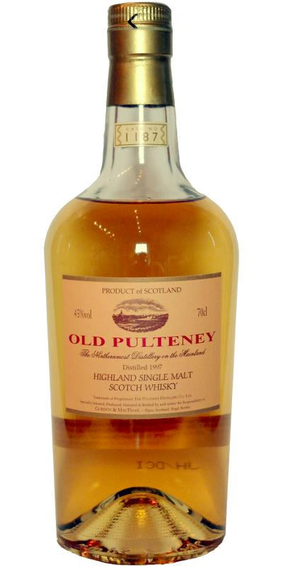 Old Pulteney 1997 GM