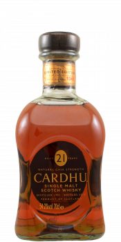 Cardhu 21-year-old