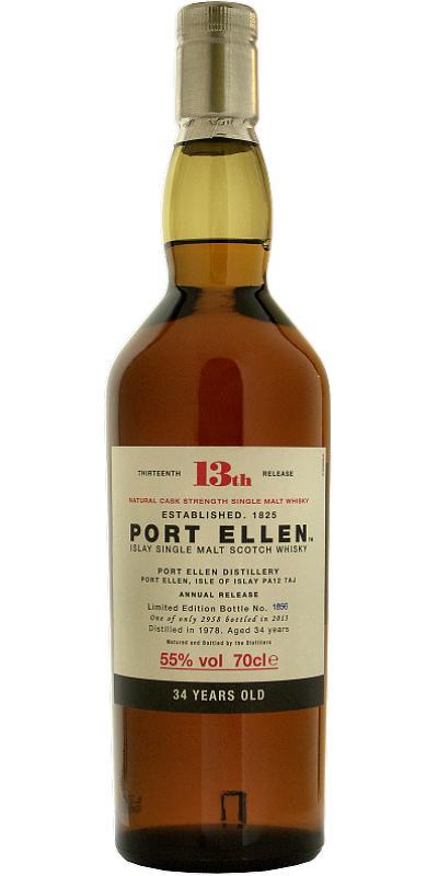 Port Ellen 13th Release