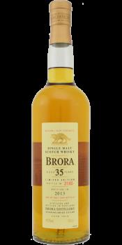 Brora 12th Release