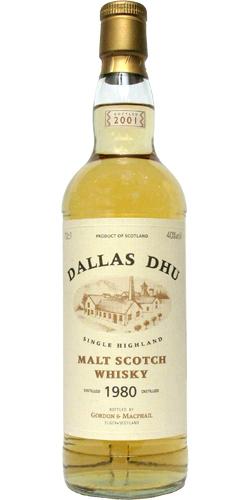 Dallas Dhu 1980 GM