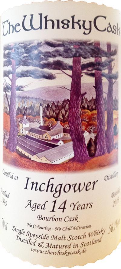 Inchgower 1999 TWC