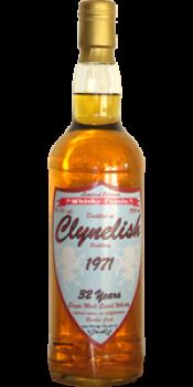 Clynelish 1971 W-F