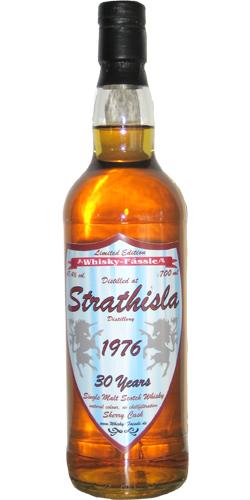 Strathisla 1976 W-F