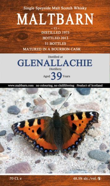 Glenallachie 1973 MBa