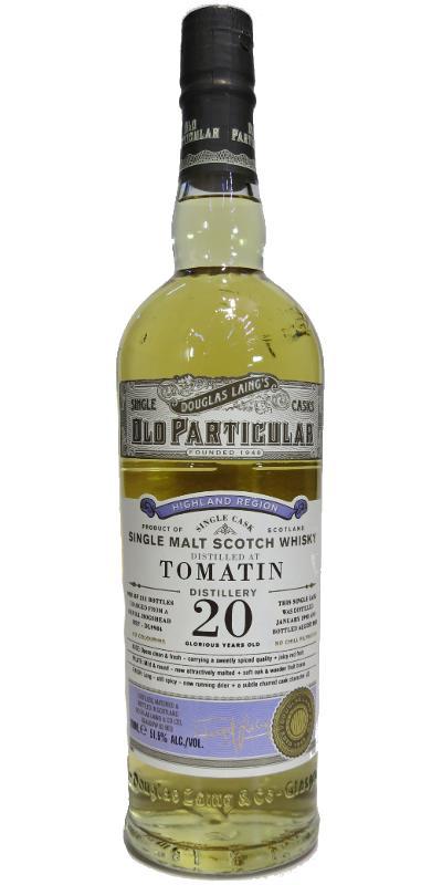 Tomatin 1993 DL