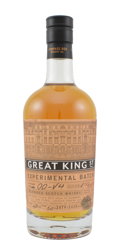 Great King Street Experimental Batch