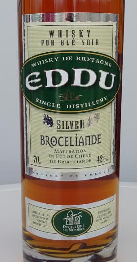 Eddu Silver - Brocéliande