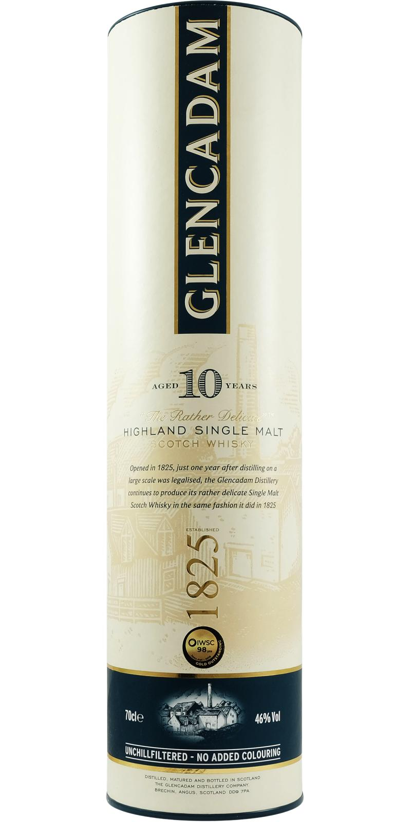 Glencadam 10-year-old