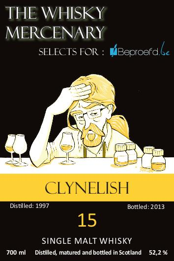 Clynelish 1997 TWM