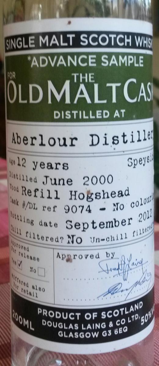Aberlour 2000 DL