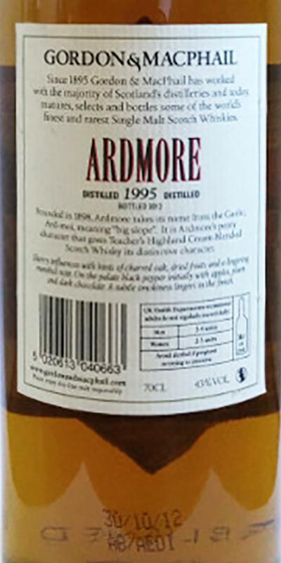 Ardmore 1995 GM