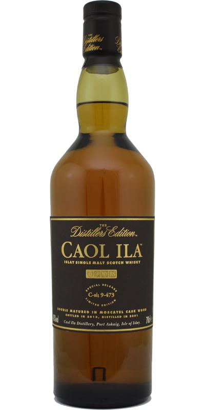 Caol Ila 2001