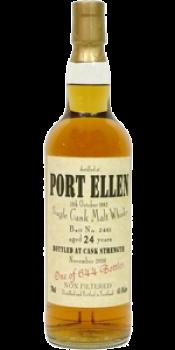 Port Ellen 1982 BF