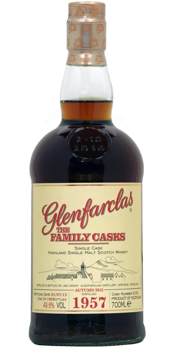Glenfarclas 1957