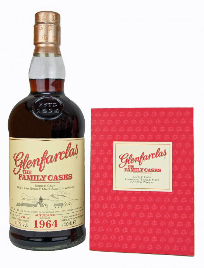 Glenfarclas 1964